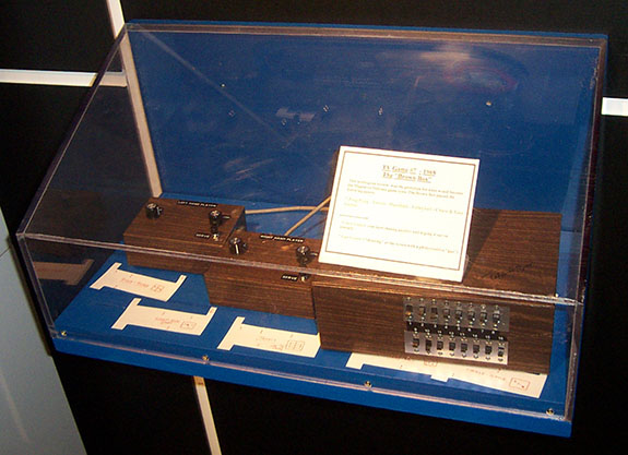 ralph baer brown box prototype